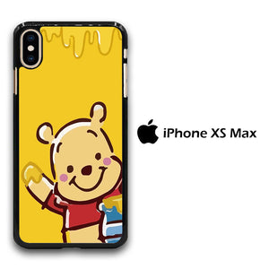 Winnie The Pooh Hello Honey iPhone Xs Max Case