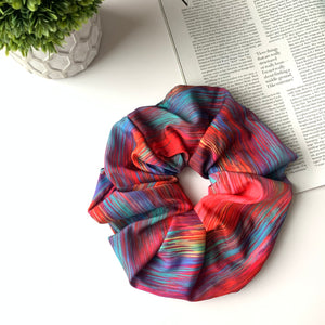 SUPER SCRUNCHIE | by KozySaila | New Hair Accessories | Retro Abstract