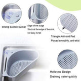 Triangle Kitchen Sink Shelf Drain Rack