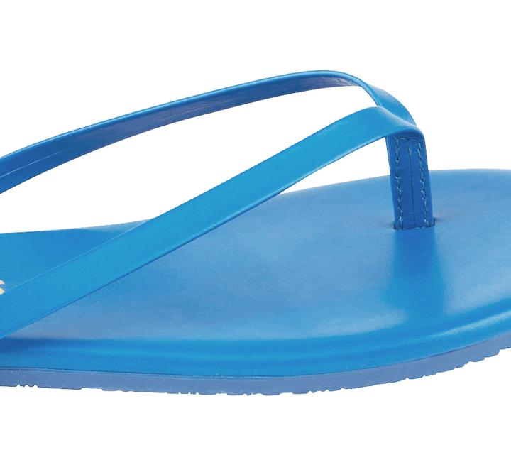 TKEES Solids Sandal, No.41 Blue