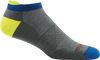 Darn Tough Mens 1008 Merino Wool No Show Running Socks