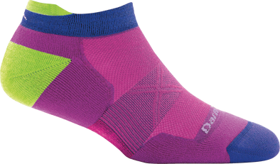 Darn Tough Womens 1016 Merino Wool No Show Running Socks