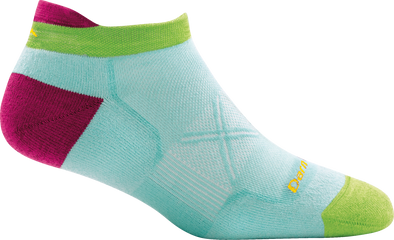 Darn Tough Womens 1020 Coolmax No Show Running Socks Special Pricing! 25% Off!