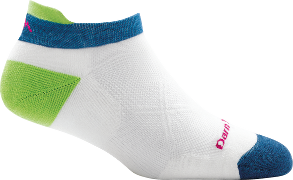 Darn Tough Womens 1020 Coolmax No Show Running Socks
