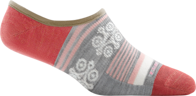 Darn Tough Womens 1689 Merino Wool Invisible Lifestyle Socks