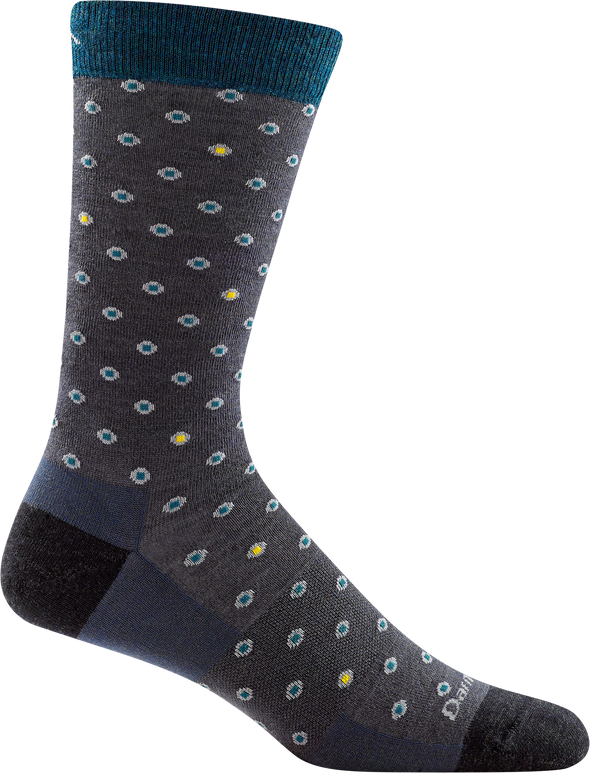 Darn Tough Mens 6008 Merino Wool Crew Lifestyle Socks