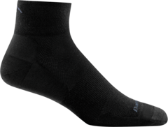 Darn Tough Mens 7003 Merino Wool 1/4 Crew Biking Socks