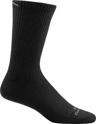 Darn Tough Mens T4018 Merino Wool 3/4 Crew Tactical Socks