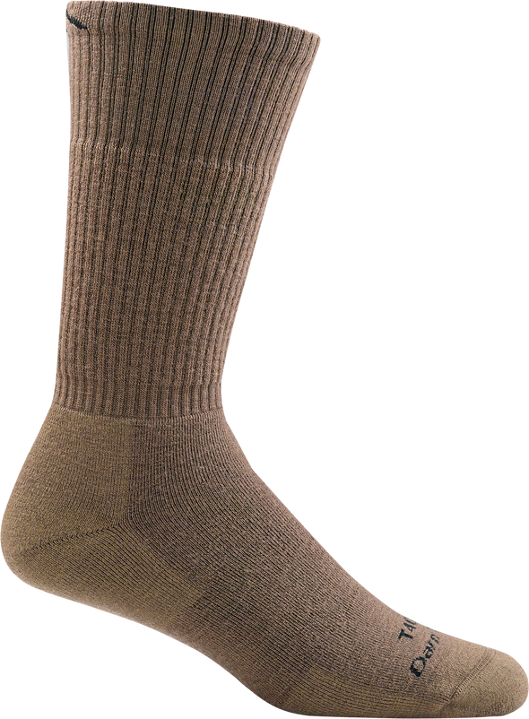 Darn Tough Mens T4022 Merino Wool Crew Tactical Socks