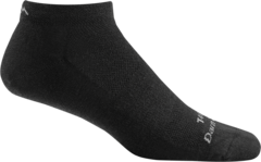 Darn Tough Mens T4037 Merino Wool No Show Tactical Socks