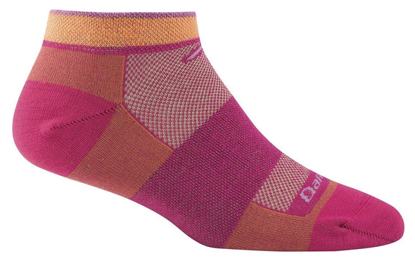 Darn Tough Womens 1717 Merino Wool No Show Sports Socks