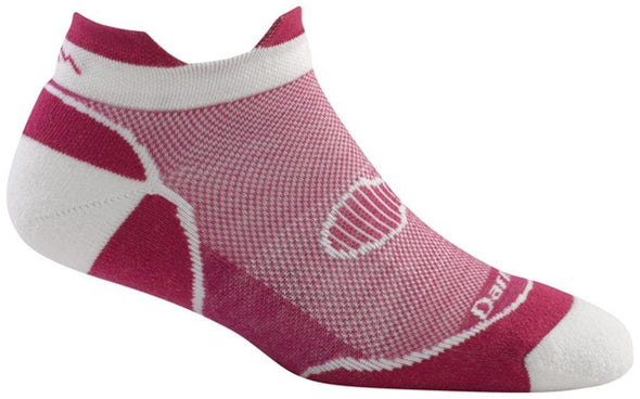 Darn Tough Womens 1755 Merino Wool No Show Sports Socks