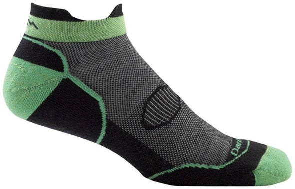 Darn Tough Mens 1756 Merino Wool No Show Sports Socks