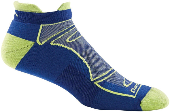 Darn Tough Mens 1722 Merino Wool No Show Sports Socks