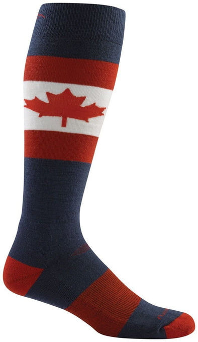 Darn Tough Mens 1839 Merino Wool Knee High Ski/Snowboarding Socks