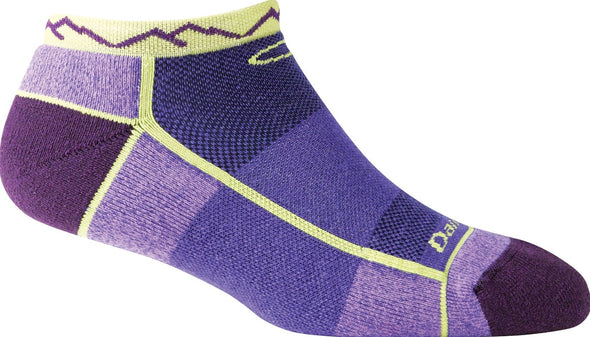 Darn Tough Womens 1739 Merino Wool No Show Sports Socks