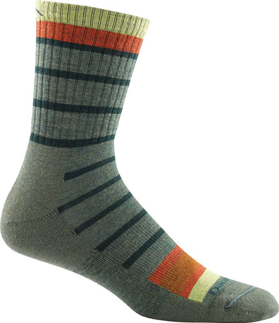 Darn Tough Mens 1925 Merino Wool 3/4 Crew Hiking Socks