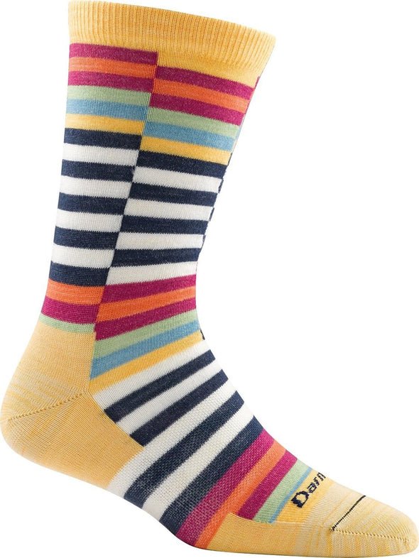 Darn Tough Womens 1626 Merino Wool Crew Lifestyle Socks