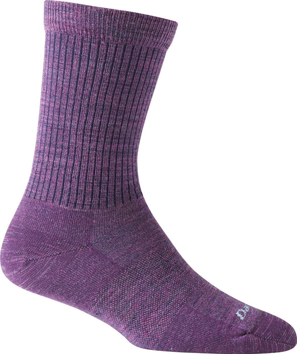 Darn Tough Womens 1619 Merino Wool Crew Lifestyle Socks