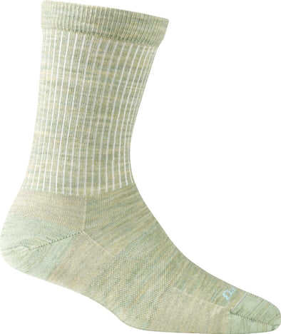 Darn Tough Womens 1619 Merino Wool Crew Lifestyle Socks Special Pricing! 50% Off!