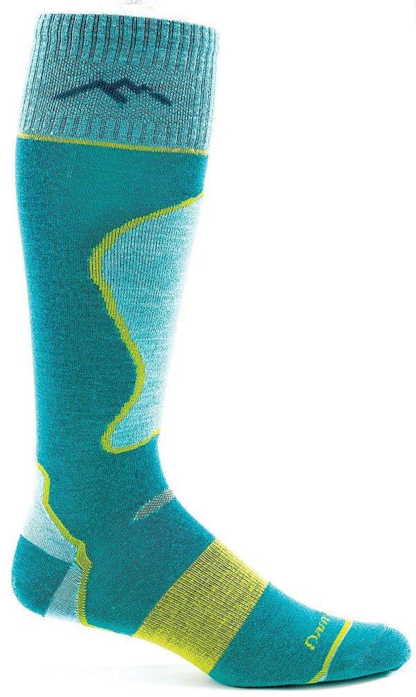 Darn Tough Womens 1802 Merino Wool Knee High Ski/Snowboarding Socks