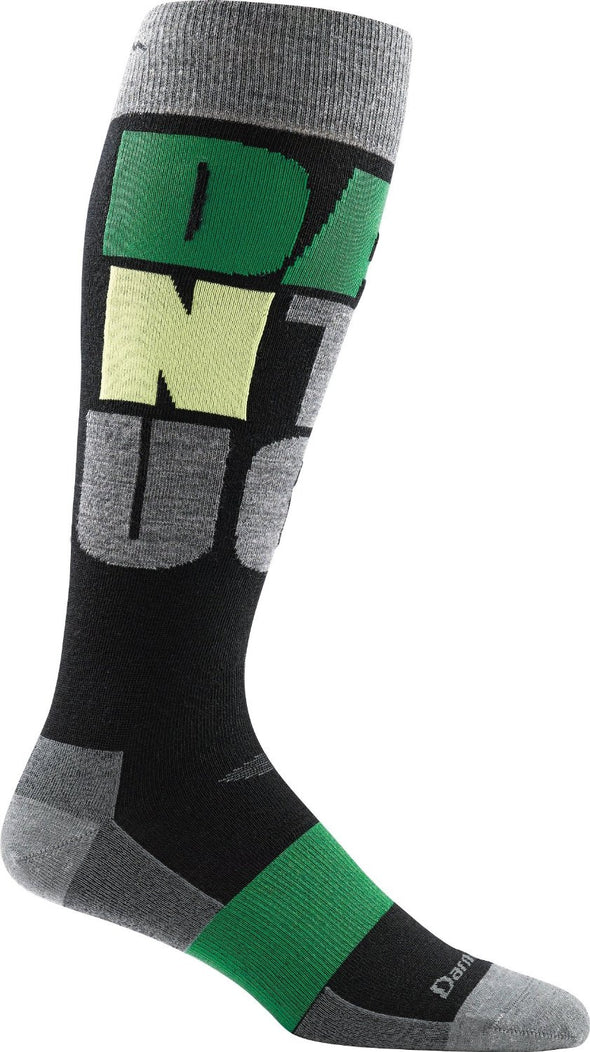Darn Tough Mens 1814 Merino Wool Knee High Ski/Snowboarding Socks