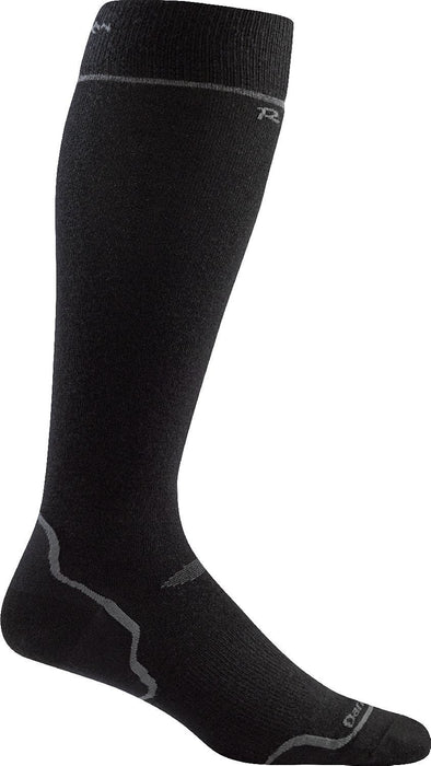 Darn Tough Mens 1845 Merino Wool Knee High Ski/Snowboarding Socks