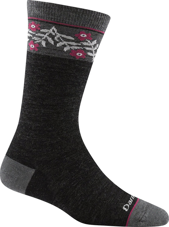 Darn Tough Womens 1653 Merino Wool Crew Lifestyle Socks