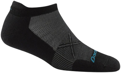 Darn Tough Womens 1763 Coolmax No Show Running Socks Special Pricing! 33% Off!