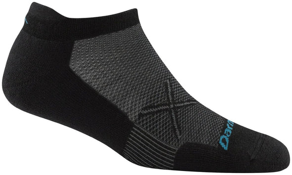 Darn Tough Womens 1763 Coolmax No Show Running Socks