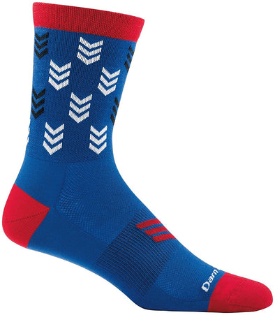 Darn Tough Mens 1791 Merino Wool 3/4 Crew Biking Socks