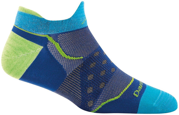 Darn Tough Womens 1782 Merino Wool No Show Biking Socks