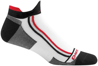 Darn Tough Mens 1787 Merino Wool No Show Biking Socks