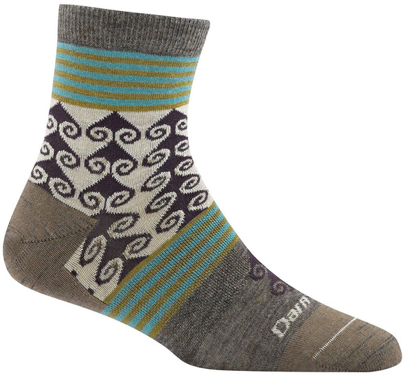 Darn Tough Womens 1666 Merino Wool 1/2 Crew Lifestyle Socks