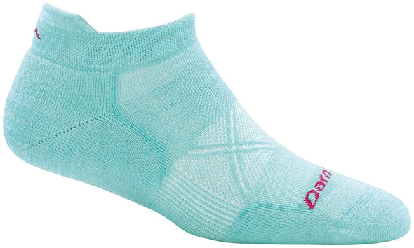 Darn Tough Womens 1765 Coolmax No Show Running Socks Special Pricing! 33% Off!