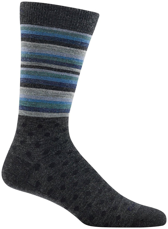 Darn Tough Mens 1676 Merino Wool Crew Lifestyle Socks