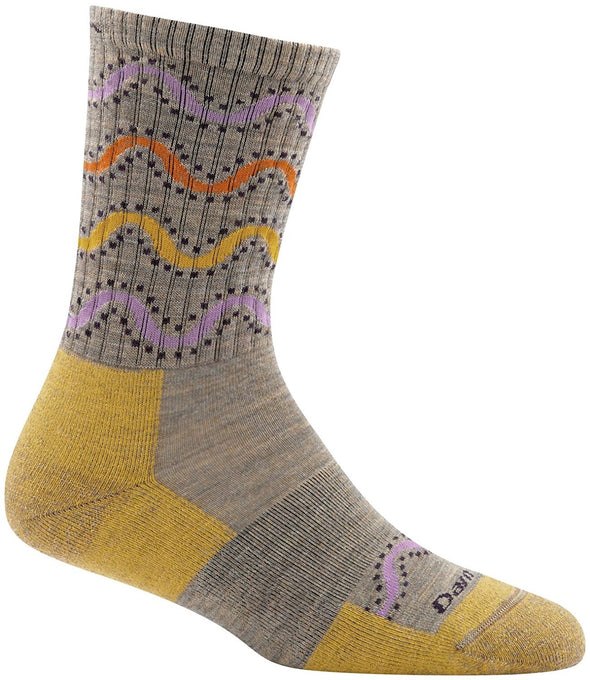 Darn Tough Womens 1943 Merino Wool 3/4 Crew Hiking Socks