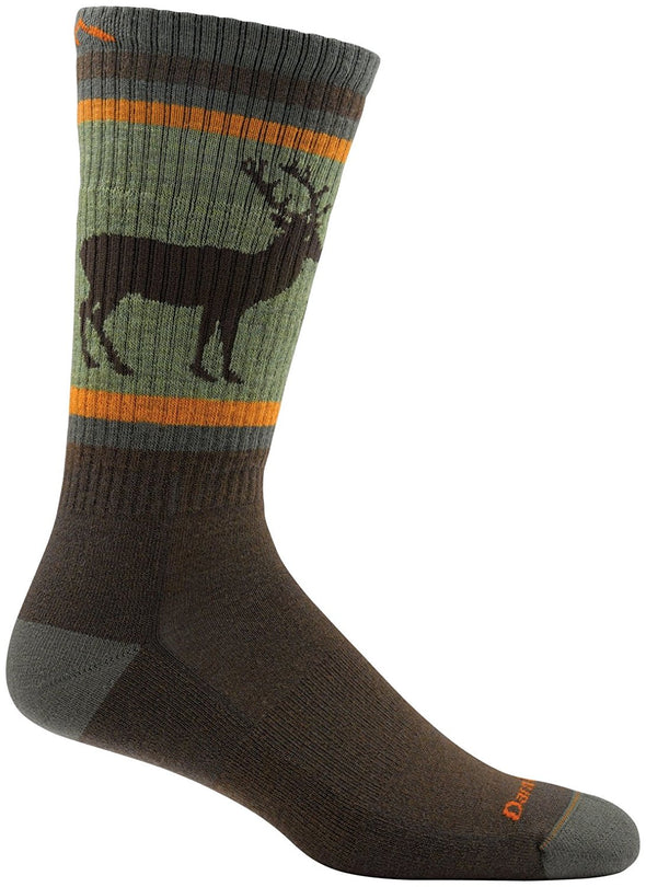 Darn Tough Mens 1949 Merino Wool Crew Hiking Socks