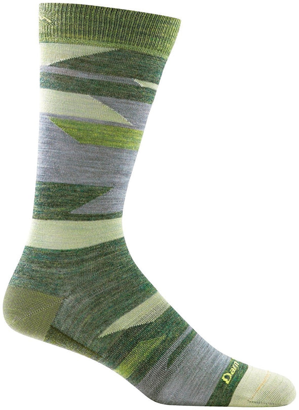 Darn Tough Mens 1674 Merino Wool Crew Lifestyle Socks