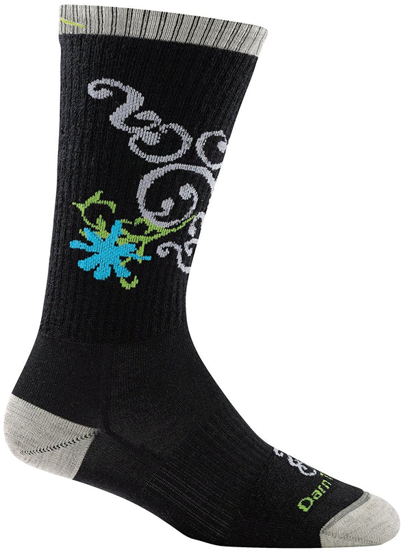 Darn Tough Womens 1793 Merino Wool 3/4 Crew Biking Socks