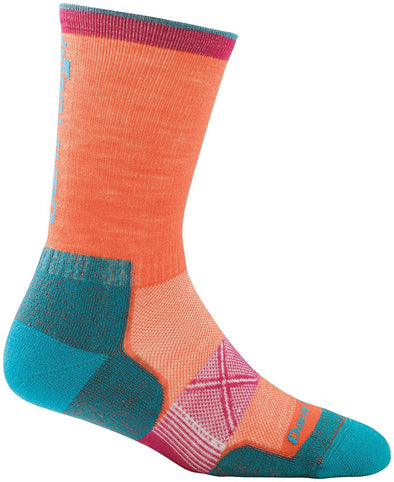 Darn Tough Womens 1794 Merino Wool 3/4 Crew Running Socks