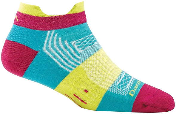 Darn Tough Womens 1796 Merino Wool No Show Sports Socks