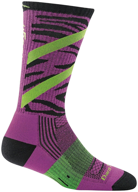 Darn Tough Womens 1799 Merino Wool Crew Sports Socks
