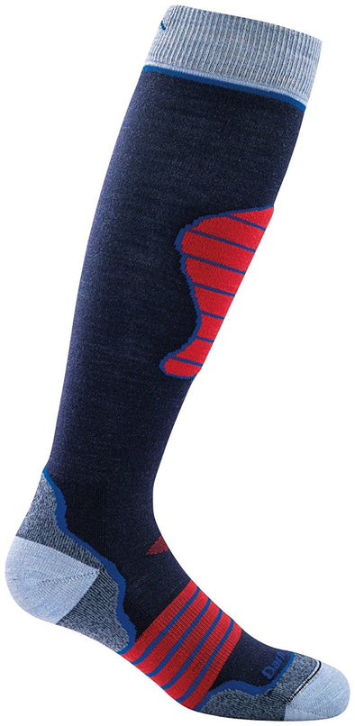 Darn Tough Kids 1875 Merino Wool Knee High Ski/Snowboarding Socks
