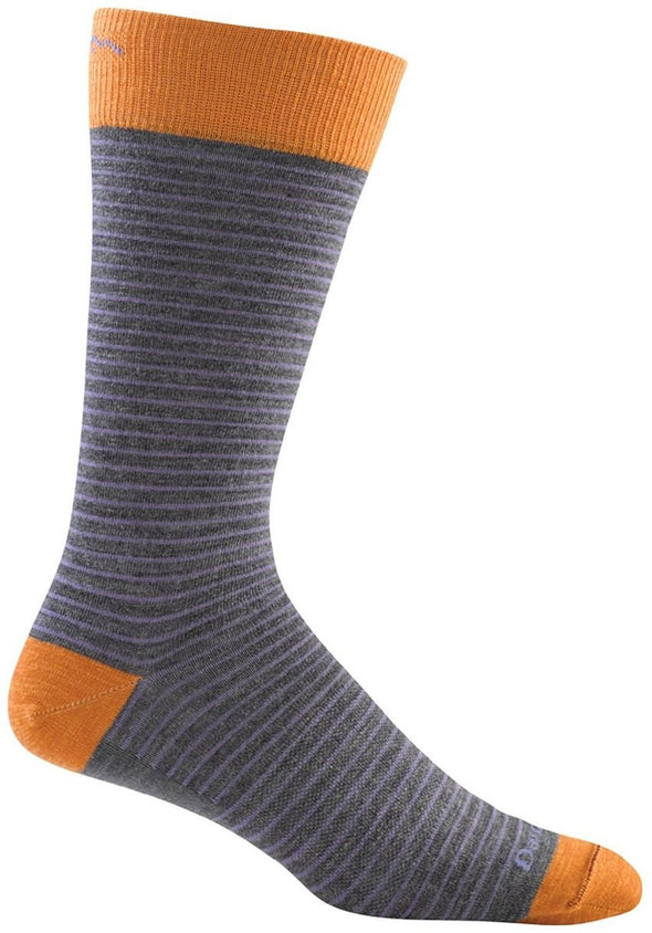 Darn Tough Mens 1650 Merino Wool Crew Lifestyle Socks