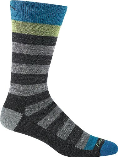 Darn Tough Mens 1618 Merino Wool Crew Lifestyle Socks