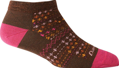 Darn Tough Womens 1621 Merino Wool No Show Lifestyle Socks