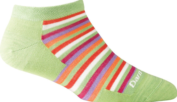 Darn Tough Womens 1620 Merino Wool No Show Lifestyle Socks