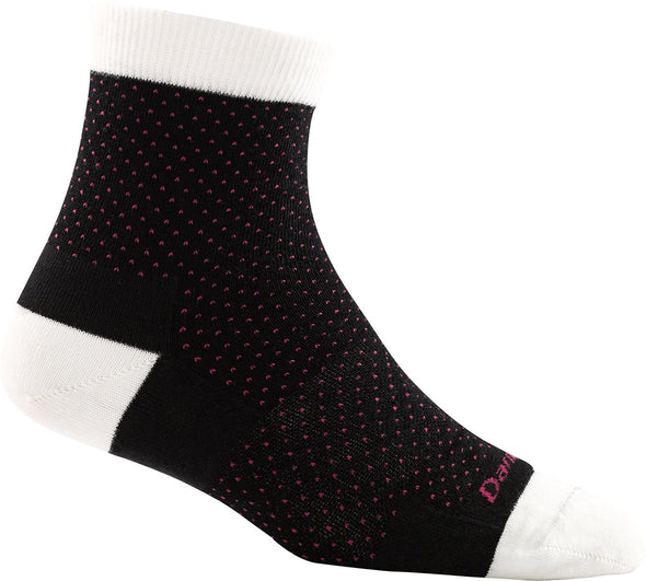 Darn Tough Womens 1641 Merino Wool 1/4 Crew Lifestyle Socks