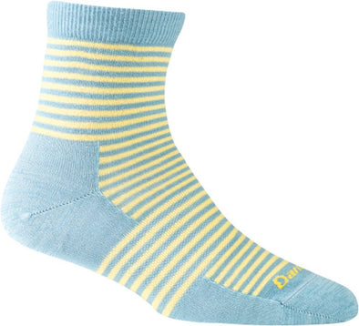 Darn Tough Womens 1486 Merino Wool 1/4 Crew Lifestyle Socks